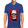 Frankenstein Monster Mens Polo