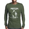 Frankenstein's Day Care Mens Long Sleeve T-Shirt