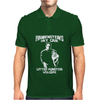 Frankenstein's Day Care Mens Polo