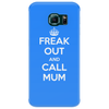 Freak Out and Call Mum (Keep Calm) Phone Case