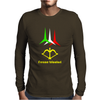 Frecce Tricolori Mb 339 Mens Long Sleeve T-Shirt
