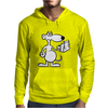 Fred The Mouse Mens Hoodie