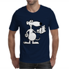 Fred The Mouse Mens T-Shirt