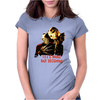 Freddy Krueger and Jason Voorhees Lets Make Bad Decisions Womens Fitted T-Shirt