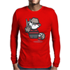 Freddy Krueger Cartoon Ideal Birthday Present or Gift Mens Long Sleeve T-Shirt