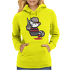Freddy Krueger Cartoon Ideal Birthday Present or Gift Womens Hoodie