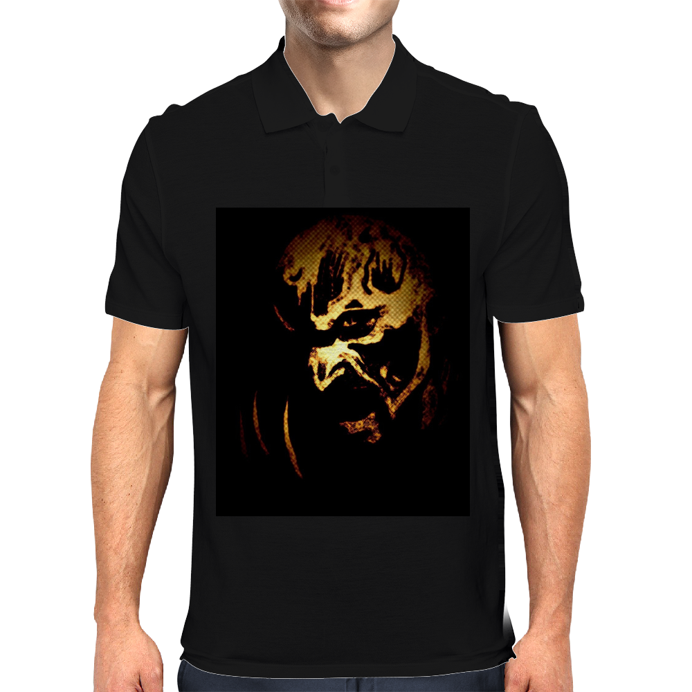 Freddy Krueger Mens Polo
