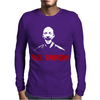 Free Bronson Mens Long Sleeve T-Shirt