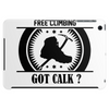 Free Climbing Tablet