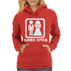 FREE HIGH FIVES Womens Hoodie