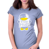 Free Hugs Pinguin Womens Fitted T-Shirt