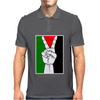 Free Palestine - Peace In Middle East Mens Polo