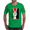 Free Palestine - Peace In Middle East Mens T-Shirt