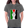 Free Palestine - Peace In Middle East Womens Polo