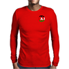 Freedom and Peace for Palestine Mens Long Sleeve T-Shirt