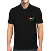 Freedom and Peace for Palestine Mens Polo