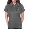 Freedom and Peace for Palestine Womens Polo