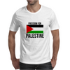 Freedom in Palestine Mens T-Shirt