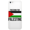 Freedom in Palestine Phone Case