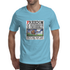 Freedom of expression Mens T-Shirt