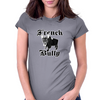 French Bully Womens Fitted T-Shirt