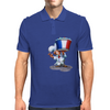 french cook Mens Polo