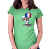 french cook Womens Fitted T-Shirt
