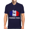 French Kiss Mens Polo
