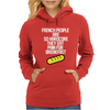 French People Are So Hard They Eat Pain For Breakfast Womens Hoodie