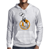 FRENCHIES' WORLD Mens Hoodie