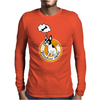 FRENCHIES' WORLD Mens Long Sleeve T-Shirt