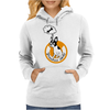 FRENCHIES' WORLD Womens Hoodie