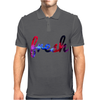 FRESH GALAXY Mens Polo