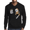 Friday The 12Th Funny Horror Movie Mens Hoodie