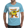 Friendly Owl Mens T-Shirt