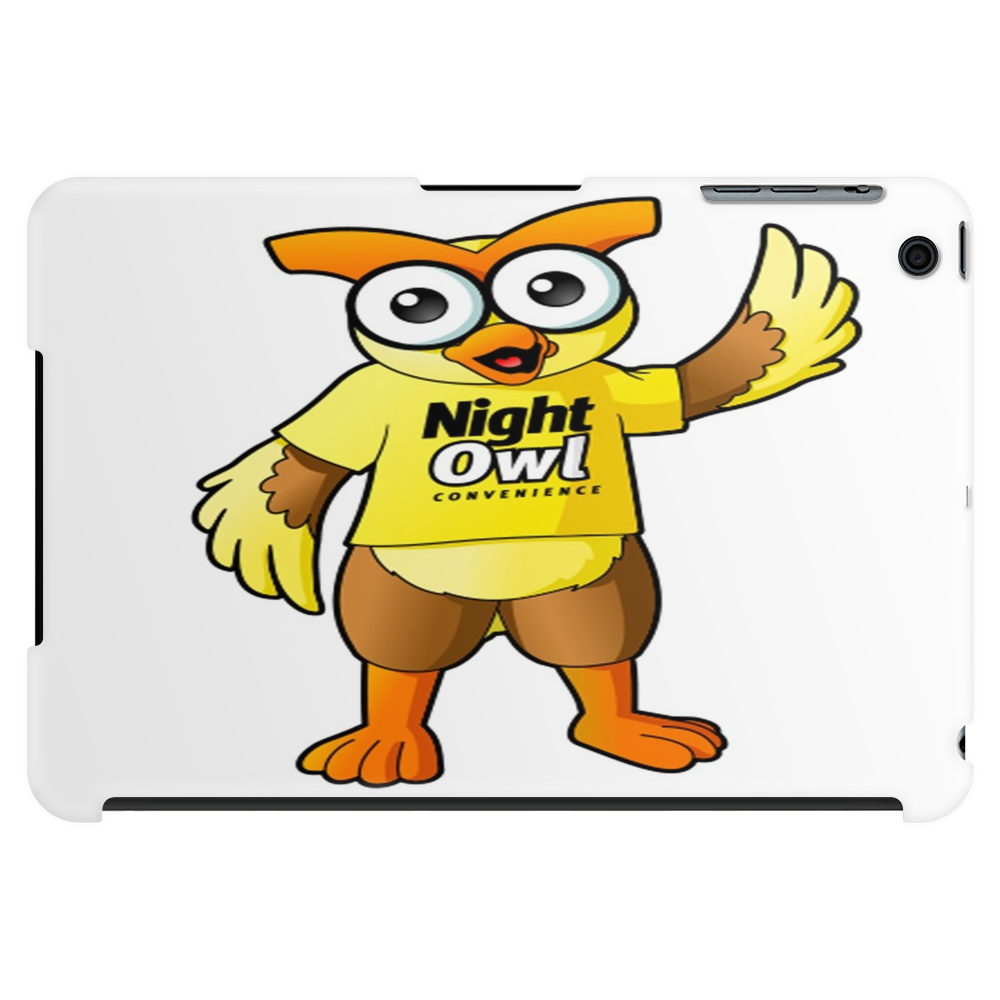 Friendly Owl Tablet
