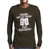 Friends Don't Let Friends Play Bad Cards Poker Mens Long Sleeve T-Shirt