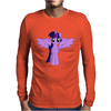 Friendship Is Magic Twilight Sparkle Mens Long Sleeve T-Shirt