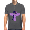 Friendship Is Magic Twilight Sparkle Mens Polo