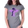 Friendship Is Magic Twilight Sparkle Womens Fitted T-Shirt