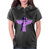 Friendship Is Magic Twilight Sparkle Womens Polo