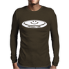Frisbee Time Mens Long Sleeve T-Shirt
