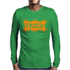 Frisco Slsf Railroad San Francisco Mens Long Sleeve T-Shirt