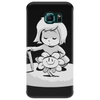 Frisk and Flowey Phone Case