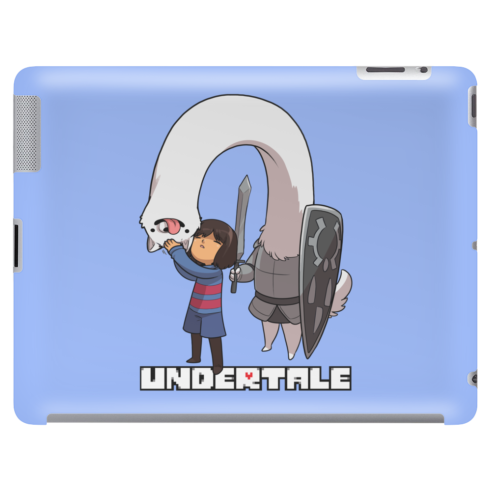 Frisk and Lesser Dog Tablet