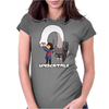 Frisk and Lesser Dog Womens Fitted T-Shirt