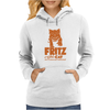 Fritz the Cat Womens Hoodie