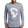 Fro Africa Mens Long Sleeve T-Shirt