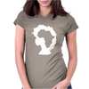 Fro Africa Womens Fitted T-Shirt