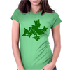 Frog Womens Fitted T-Shirt